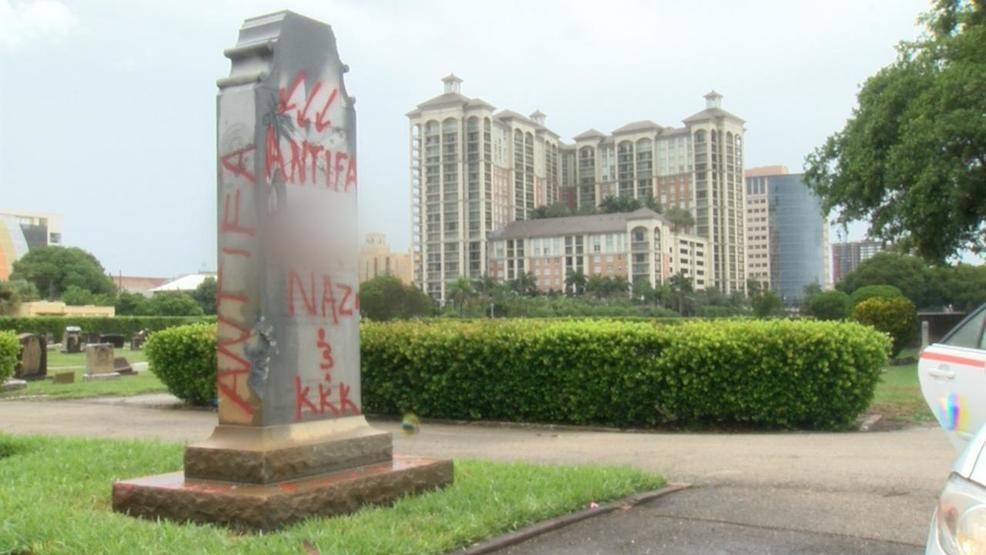 West Palm Beach Confederate Monument