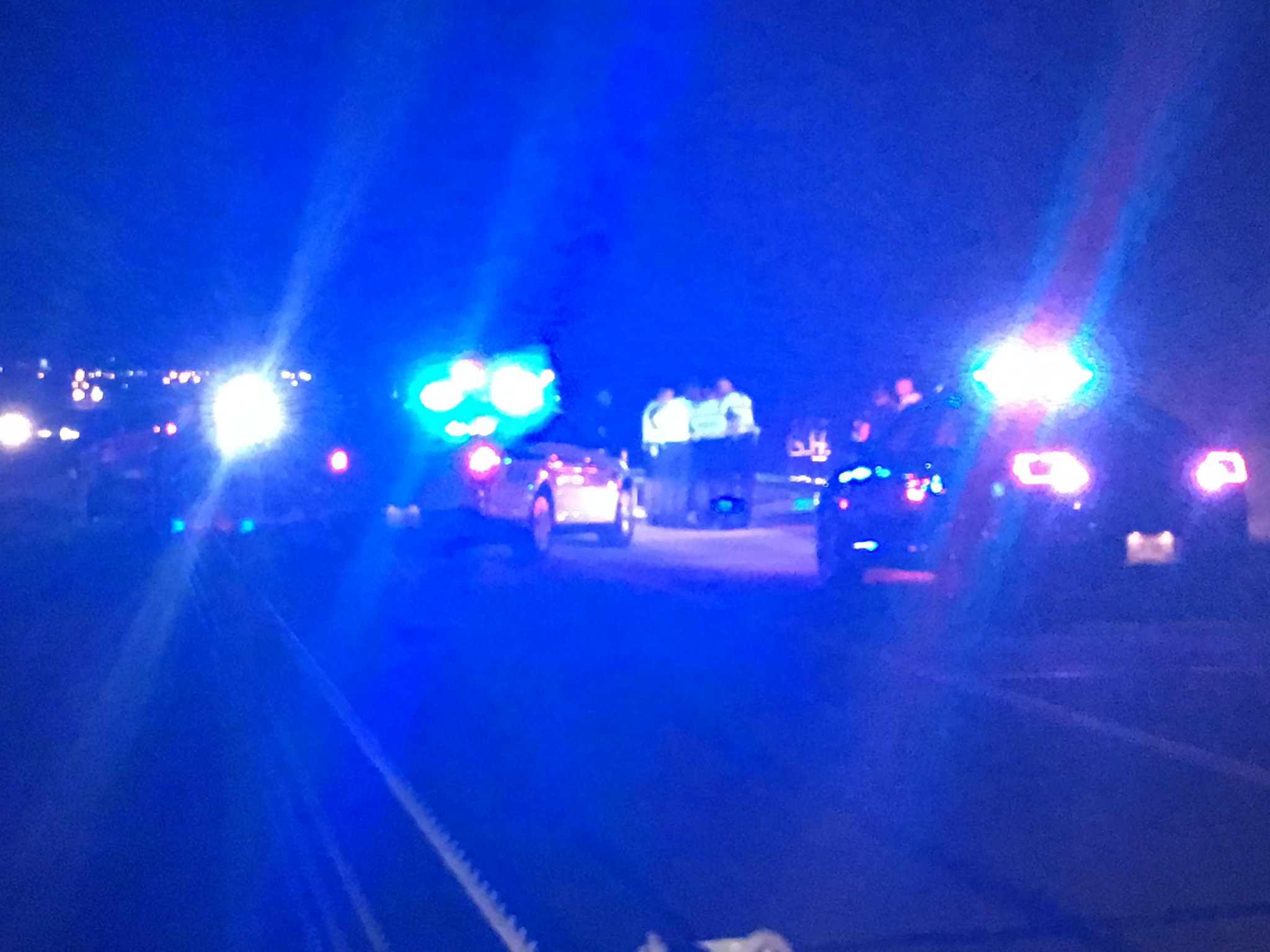 I-675 SB open after two killed in wrong-way crash near Wilmington Pike (WKEF/WRGT)