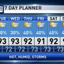 The Weather Authority | Deeper Moisture Over West And South Alabama