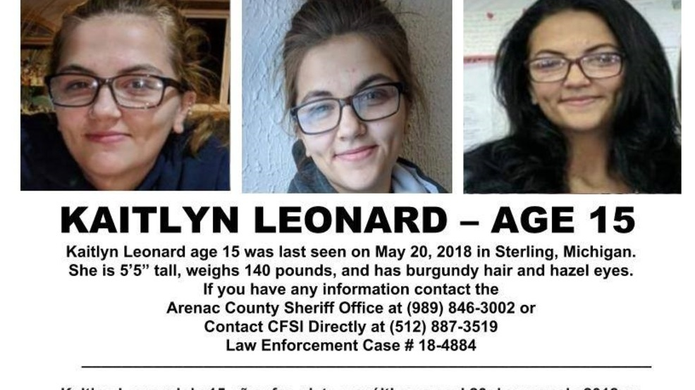 Arenac County Teen Found Safe Wpbn