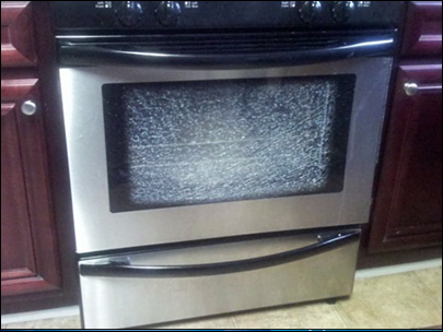 Exploding Oven Doors Isolated Incidents Or Greater Safety Concern