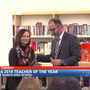 Reno's Damonte Ranch High art teacher named Nevada teacher of year