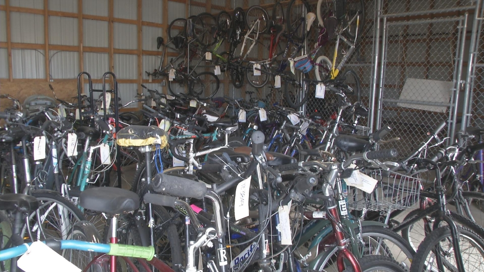 traverse city police to hold annual bike auction wpbn. Black Bedroom Furniture Sets. Home Design Ideas