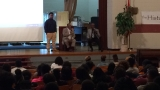 "Soul singers make ""impression"" on Tyner students"