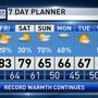 The Weather Authority | Cold Front To Push Through This Weekend