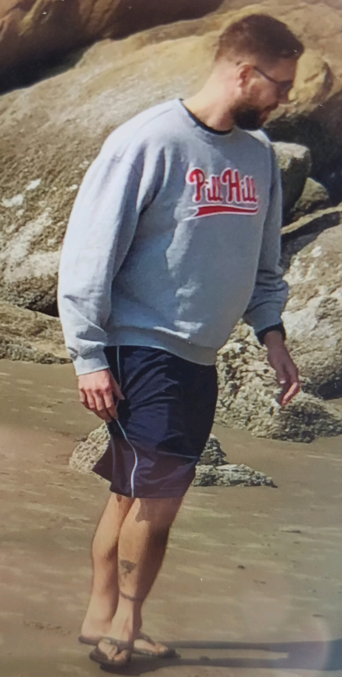 Crews are searching for 40-year-old Matthew Matheny who left to go to Mount St. Helens Thursday and never came home. The vehicle he was driving was found near the Blue Lake Trail Saturday. Photo courtesy Cowlitz County Sheriff's Office{ }