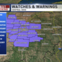 Winter Weather Advisory issued for most of Central Ohio Wednesday morning