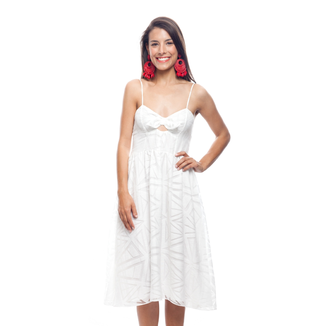 Parker White Miranda Dress, $186, tuckernuck.com (Image: Courtesy Tuckernuck)