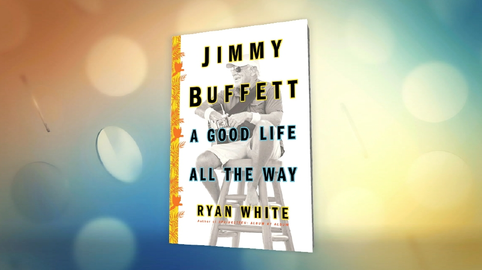 Portland Author Pens New Biography on Jimmy Buffet