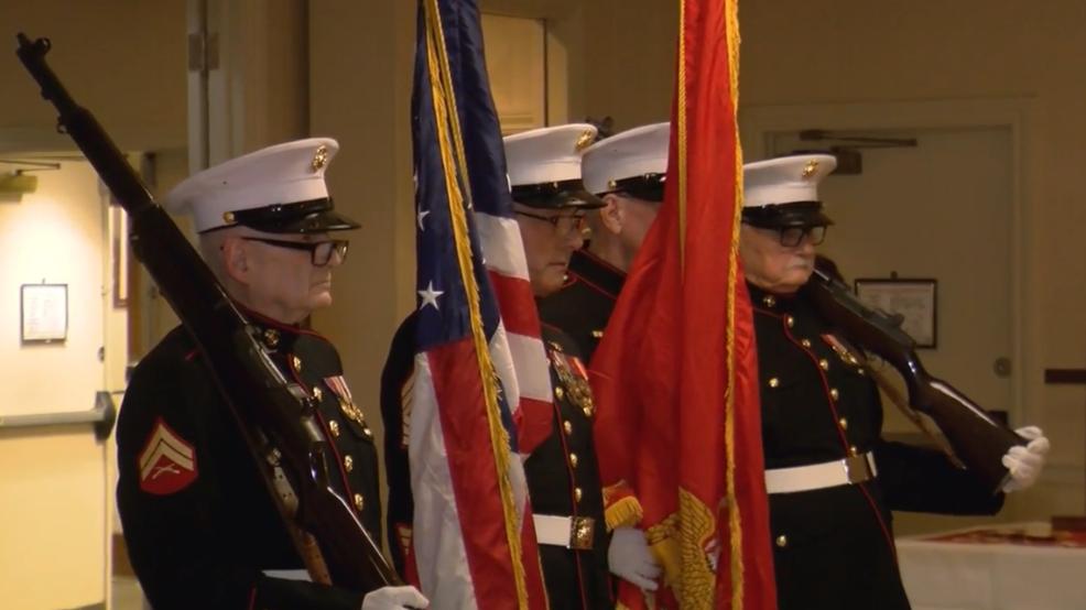 ohio valley recognizes 243 years of us marine corps wtov