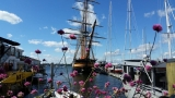 Nation's newest tall ship to visit Providence