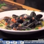 Soul Plates: Mussels in a white wine sun-dried tomato cream sauce