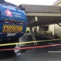Dozens displaced as garbage truck rams Bellevue carport