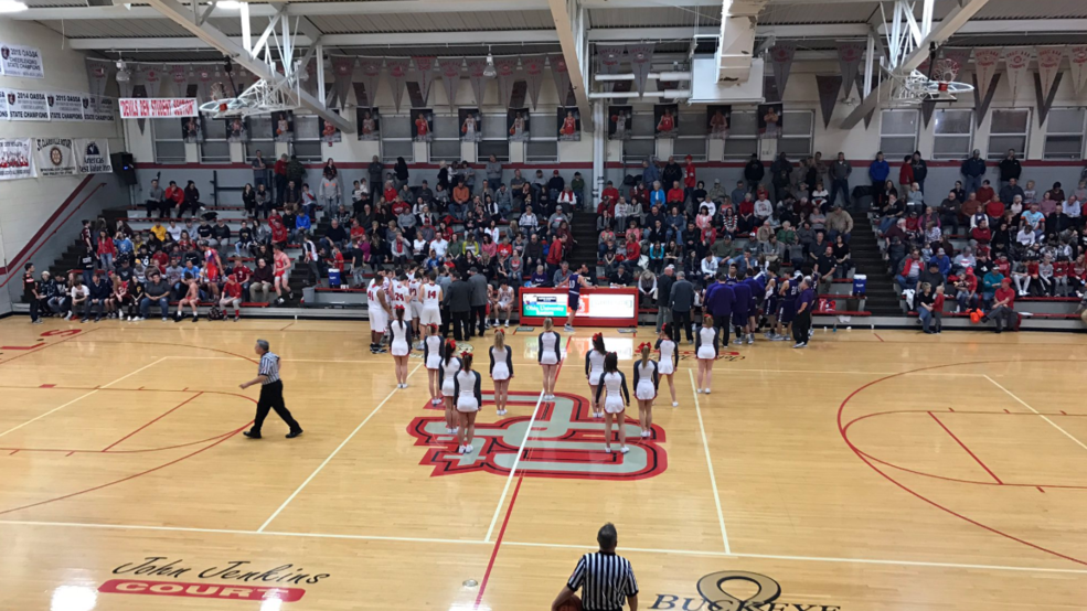 1.4.19 Highlights: Martins Ferry vs. St. Clairsville - boys basketball