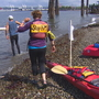Hundreds kayak in Seattle to protest Trans Mountain Pipeline expansion