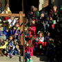 Preschoolers at Vineville Baptist Morning School spread holiday cheer