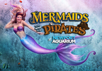 Win tickets to the Mermaids and Pirates Ball at Newport Aquarium!