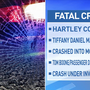 2 dead in motorcycle, SUV crash in Hartley County