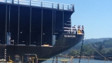 'Namakani' barge construction completed in Coos Bay