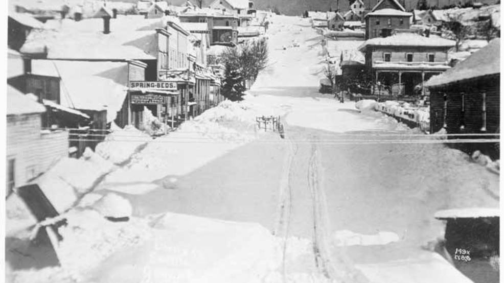 Seattle's ultimate jinx: The 5-foot snowstorm that hit in January, 1880