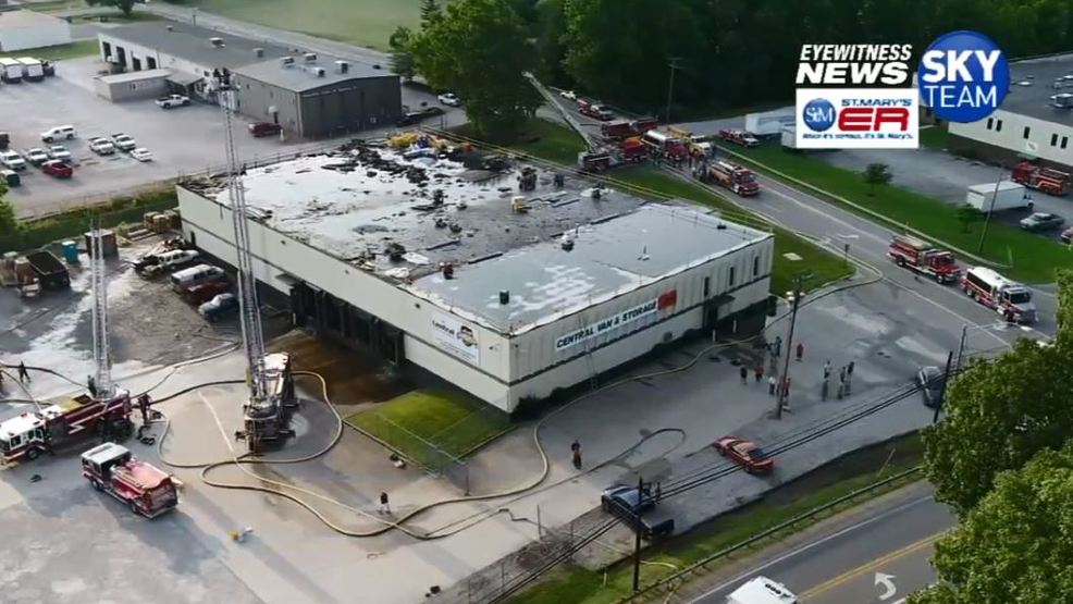 Putnam County business opens temporary location after fire