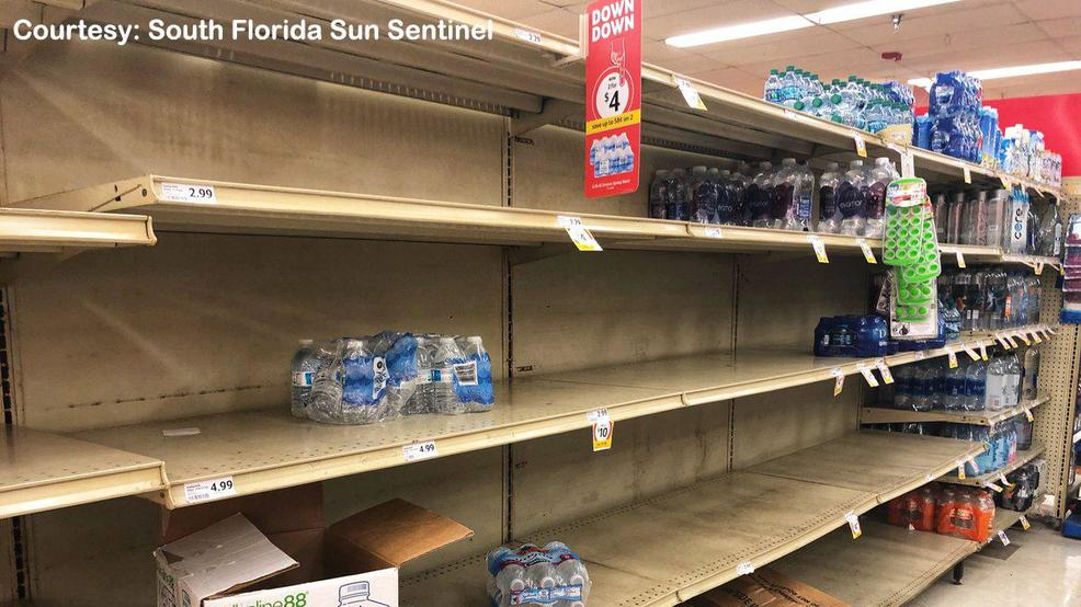 Broward Water Crisis: Short-term fix restores water to much