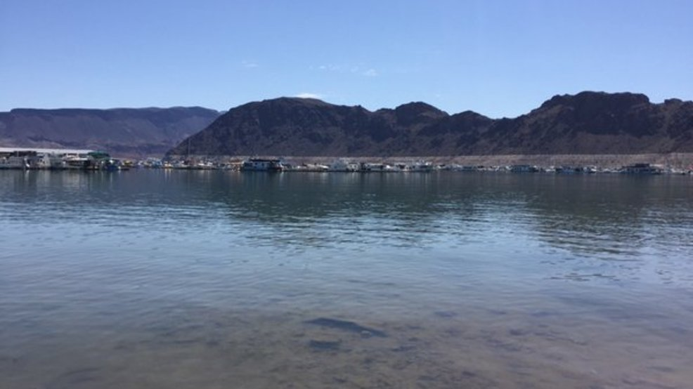 As Lake Tahoe Reaches Near Capacity Levels Lake Mead Is