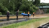 Man rescued as flooding shuts down US 50 in Prince George's County