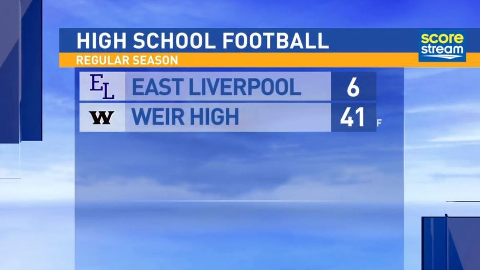 10.20.17: East Liverpool at Weir High