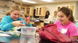 Corridor STEM conference inspires girls to experiment in science, life