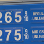 Gas prices remain high during the holiday season, expected to go down