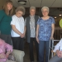 Centenarian's celebrate over 100 years of life