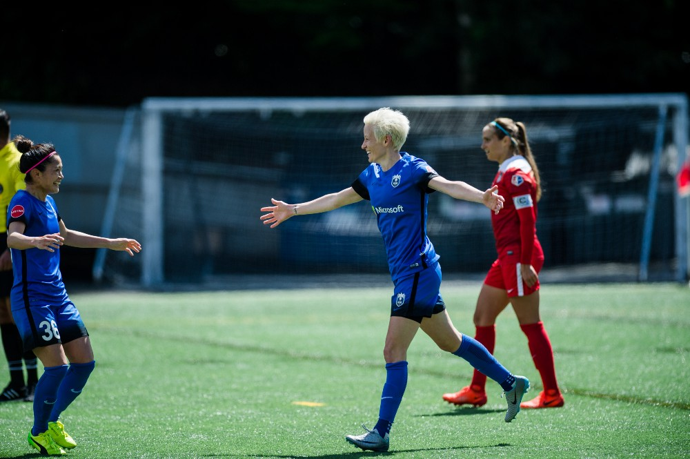 Photo via Seattle Reign FC.
