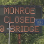 Monroe street overpass to shut down for three months