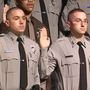 Twin brothers graduate from Fairfax Co. Police academy, join older brother on force