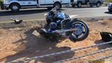Utah motorcyclist in extremely critical condition after collision with SUV