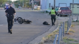 Amarillo motorcyclist dies after Monday evening crash