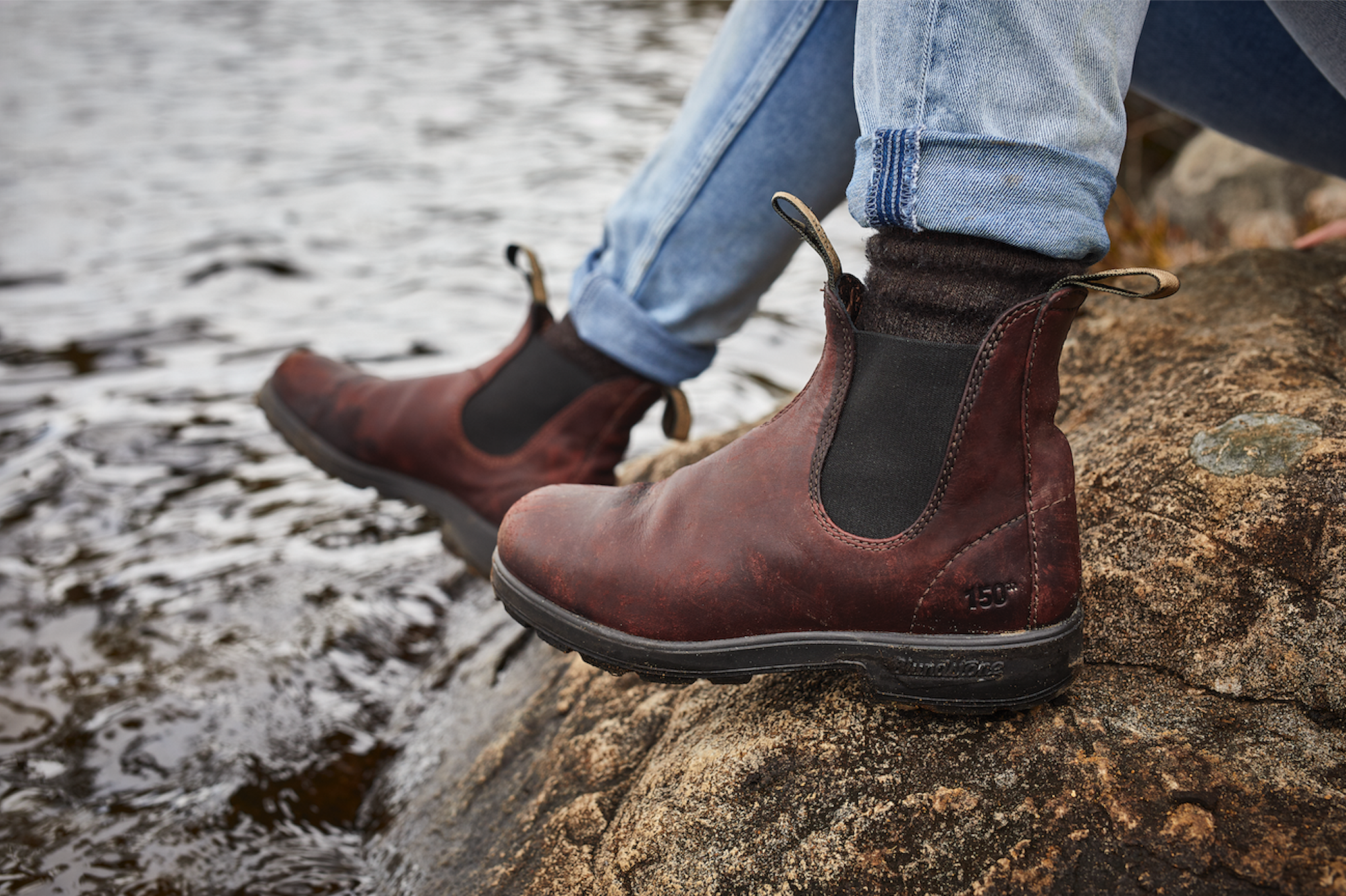 "When it comes to the Blundstone Chelsea Boot, Emily White, Owner of the Milford outdoor gear retailer Roads Rivers and Trails notes, ""These stylish yet functional boots are our go-to for any type of adventure. We wear these in the store and on the trail for comfort, style, and durability."" Blundstone was founded in 1870 (before the first prototype of the telephone or the lightbulb was invented). Their elastic is designed to last being pulled on and off 10,000 times. /{&nbsp;}<a  href=""https://www.blundstone.com/"" target=""_blank"">Website{&nbsp;}</a>/ Price: $190 / Image courtesy of Blundstone // Published: 12.6.20"