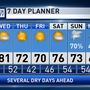 The Weather Authority | Nice Warm-Up Today