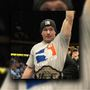 Long road to recovery for former UFC fighter Matt Hughes
