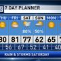 The Weather Authority | Strong/Severe Storms Possible This Weekend