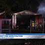 Florida Fire Marshal investigating Fairfield Drive fire