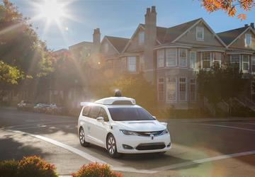 Self-driving car using Google-owned Waymo tech involved in crash