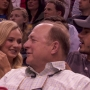'Bachelor' couple attends Blazers game, discusses wedding plans