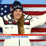 Erin Hamlin's hometown beaming with pride over flag bearer honor