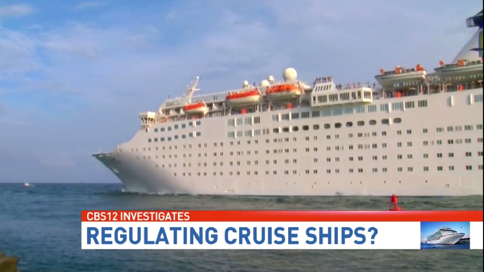Whos Policing The Cruise Ship Industry WPEC - Cruise ship industry