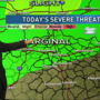 Jim Caldwell's Forecast | Pattern settles down by midweek