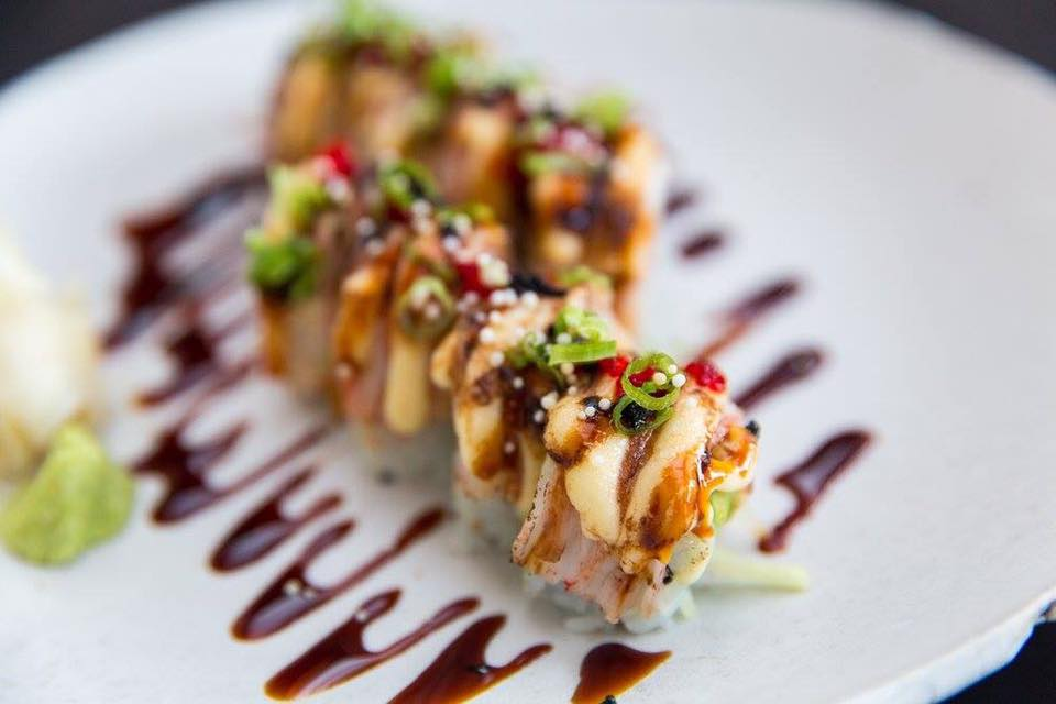 If you are craving quality sushi, but don't want to spend a ton of money, a good sushi happy hour is all you need. Luckily, we have plenty of great happy hour sushi deals to satisfy that craving. Check out some of our favorites. (Image: Courtesy Sakerum)