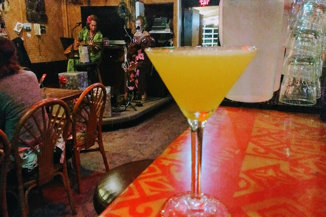 Tahiti Lui opened in 1963 during the heydey of tiki bars across the United States and the genuine atmosphere does not disappoint. Try the Over the Rainbow-tini or Mai Tai if you're looking for a true Hawaiian drink experience. (Image: Jenny Schultz / Seattle Refined)