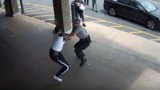WATCH: Man assaults Northern Virginia police officer while resisting arrest